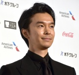 『第31回東京国際映画祭』オープニングイベントのレッドカーペットに登場した長谷川博己 (C)ORICON NewS inc.