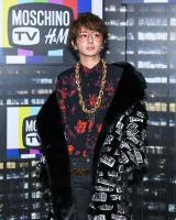 スペシャル・ゲストとしてファッションショーに初登場したNissy(西島隆弘)