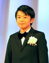 『東京ドラマアウォード2018』の授賞式に出席した田中奏生 (C)ORICON NewS inc.