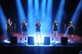 NHK・BSプレミアムの音楽番組『The Covers'Fes.2018』(11月30日放送)に出演するLittle Glee Monster(C)NHK