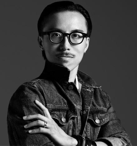 プロデュースを手がけたレスリー・キー氏=サカゼン(坂善商事株式会社)新テレビCM『BIG SMILE』篇