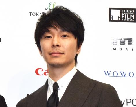オムニバス映画『アジア三面鏡2018 Journey』の記者会見に出席した長谷川博己 (C)ORICON NewS inc.