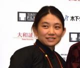 オムニバス映画『アジア三面鏡2018 Journey』の記者会見に出席したデグナー (C)ORICON NewS inc.