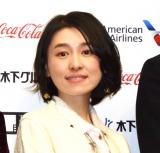 オムニバス映画『アジア三面鏡2018 Journey』の記者会見に出席したゴン・チェ (C)ORICON NewS inc.