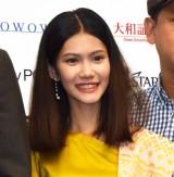 オムニバス映画『アジア三面鏡2018 Journey』の記者会見に出席したナンダー・ミャッアウン (C)ORICON NewS inc.