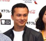 オムニバス映画『アジア三面鏡2018 Journey』の記者会見に出席したニコラス・サプットゥラ (C)ORICON NewS inc.