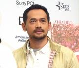 オムニバス映画『アジア三面鏡2018 Journey』の記者会見に出席したオカ・アンタラ (C)ORICON NewS inc.