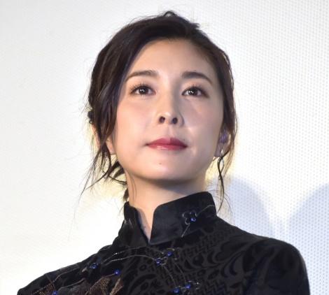 映画『旅猫リポート』公開記念舞台あいさつに登壇した竹内結子 (C)ORICON NewS inc.