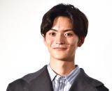 映画『旅猫リポート』公開記念舞台あいさつに登壇した山本涼介 (C)ORICON NewS inc.