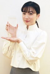 第13回『コンフィデンスアワード・ドラマ賞』で主演女優賞を受賞した永野芽郁