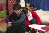 幼なじみ・律(佐藤健)とのシーンは、SNSを盛り上げた (C)NHK