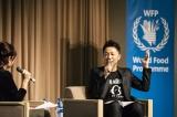 WFP国連世界食糧計画(国連WFP)サポーターを務めるEXILE USA