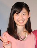 芸能活動再開を報告した小池里奈(写真は2014年2月) (C)ORICON NewS inc.