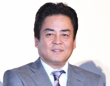 映画『あいあい傘』初日舞台あいさつに登壇した立川談春 (C)ORICON NewS inc.