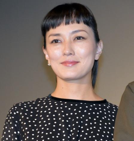 WOWOWの映画情報番組『映画工房』公開収録に参加した板谷由夏 (C)ORICON NewS inc.
