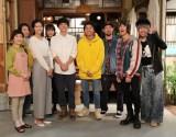 ロックバンド・SUPER BEAVERがドラマ『僕らは奇跡でできている』撮影現場を訪問 (C)カンテレ