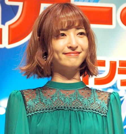 『シュガー・ラッシュ:オンライン』公開記念スペシャルトークショーに登壇した神田沙也加 (C)ORICON NewS inc.