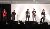 5人で歴代戦隊シリーズを熱く語る (C)ORICON NewS inc.