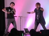 『東映特撮ファン感謝祭2018』(TTFC)の『スーパー戦隊ミニライブ!』の模様 (C)ORICON NewS inc.