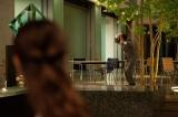 ABCテレビ・テレビ朝日ほかで放送中のドラマ『深夜のダメ恋図鑑』第4話にダメ男役で出演する、お笑い芸人の永野(C)ABC