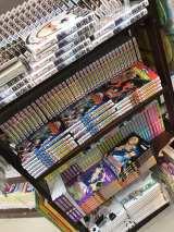 ベトナム書店の漫画売り場の様子 (さやえんどう氏提供)