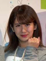 『SATOYAMA&SATOUMIへ行こう2017』に参加した岡井千聖(℃-ute)(C)ORICON NewS inc.