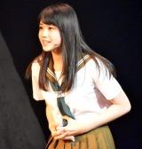 初日ゲストは瀧野由美子(STU48)=AKB48が出演する舞台『マジムリ学園』公開ゲネプロの模様 (C)ORICON NewS inc.