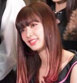 舞台『マジムリ学園』の初日前囲み取材に出席したAKB48・武藤十夢 (C)ORICON NewS inc.