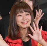 舞台『マジムリ学園』の初日前囲み取材に出席したAKB48・太田奈緒 (C)ORICON NewS inc.