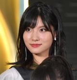 舞台『マジムリ学園』の初日前囲み取材に出席したAKB48・谷口めぐ (C)ORICON NewS inc.