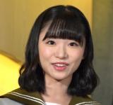舞台『マジムリ学園』の初日前囲み取材に出席したAKB48・山内瑞葵 (C)ORICON NewS inc.
