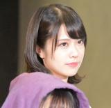 舞台『マジムリ学園』の初日前囲み取材に出席したAKB48・小田えりな (C)ORICON NewS inc.