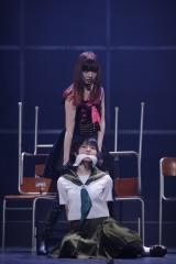 舞台『マジムリ学園』初日より(C)「マジムリ学園」製作委員会