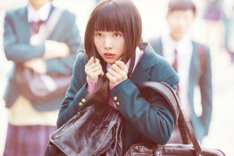 映画『ういらぶ。』 桜井日奈子演じる優羽(C)2018 『ういらぶ。』製作委員会(C)星森ゆきも/小学館