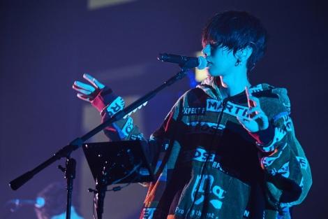 最新アルバム『BOOTLEG』収録曲を中心に19曲を披露 Photo by 太田好治/yoshiharu ota