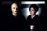 『犬神家の一族』といえばこのマスクのスケキヨ(C)1976 角川映画