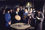 AXNミステリー『あなたの好きな金田一耕助作品』第7位『女王蜂』。写真は石坂浩二主演『女王蜂』 (C)1978 東宝