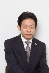 『ハラスメントゲーム』第4話ゲストの山中崇(C)テレビ東京