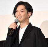 映画『スマホを落としただけなのに』公開直前イベントに出席した千葉雄大 (C)ORICON NewS inc.