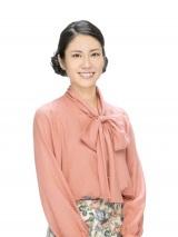 連続テレビ小説『まんぷく』今井家の三姉妹の次女・克子=松下奈緒(C)NHK