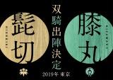 ミュージカル『刀剣乱舞』「髭切膝丸 双騎出陣2019」(C)ミュージカル『刀剣乱舞』製作委員会