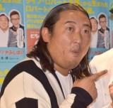 絵本『むちゃぶりかみしばい』出版記念イベントに出席した秋山竜次 (C)ORICON NewS inc.