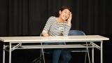 『女芸人No.1決定戦』準決勝に進出した横澤夏子(C)日本テレビ
