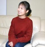 TBS系火曜ドラマ『中学聖日記』に出演中の女優・小野莉奈 (C)ORICON NewS inc.