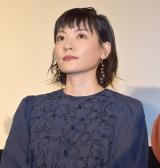 映画『あまのがわ』舞台あいさつに登壇した住岡梨奈 (C)ORICON NewS inc.