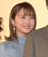映画『あまのがわ』舞台あいさつに登壇した渡邉幸愛 (C)ORICON NewS inc.