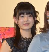 映画『あまのがわ』舞台あいさつに登壇した園田あいか (C)ORICON NewS inc.