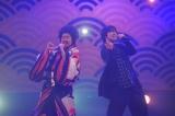 11月10日放送『SONGS』でレキシと三浦大知がコラボ(C)NHK