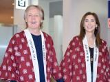 ポール・マッカートニーがナンシー夫人とともに来日 Photo by Kayoko Yamamoto
