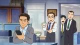 『ドラえもん』×『相棒』国民的アニメ&ドラマが初コラボ。声の出演はもちろん、水谷豊(左)、反町隆史(右)(C)藤子プロ・小学館・テレビ朝日・シンエイ・ADK